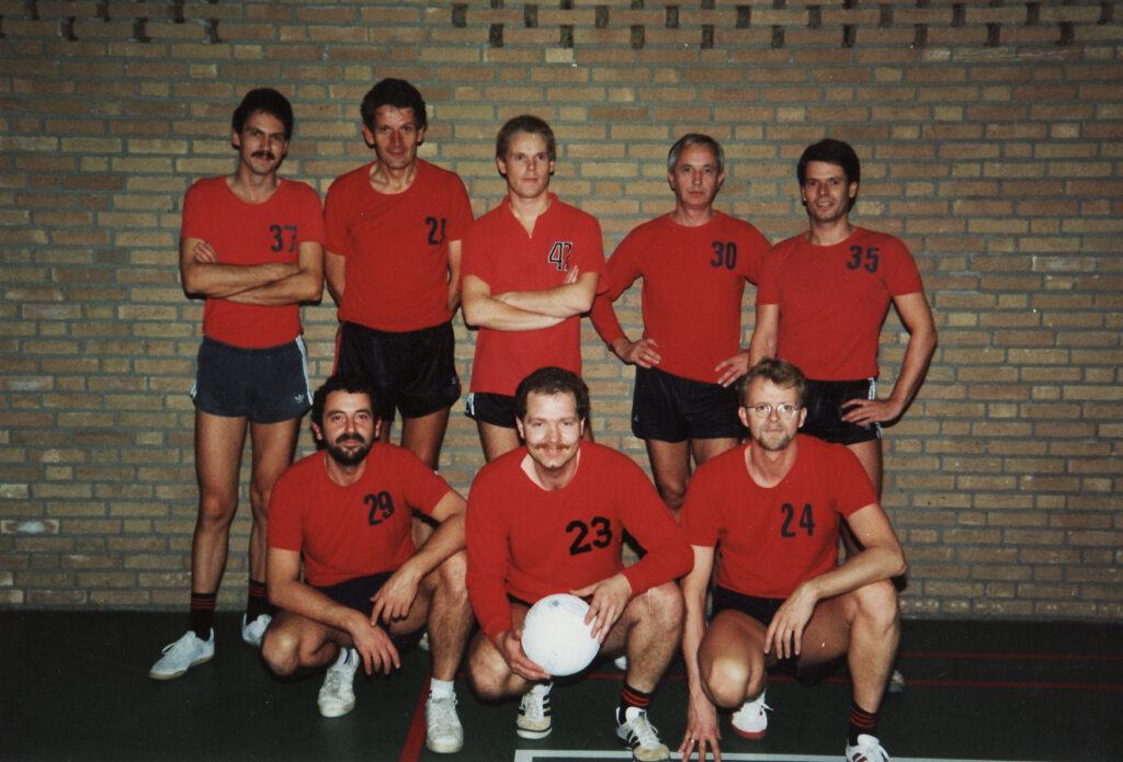 Seizoen '87-'88: Heren 1